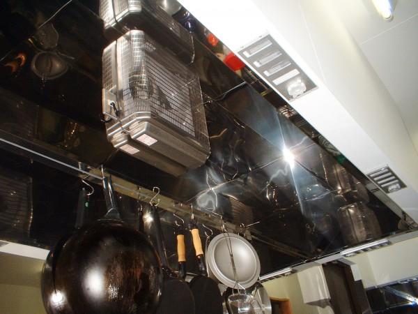 厨房機器施工例